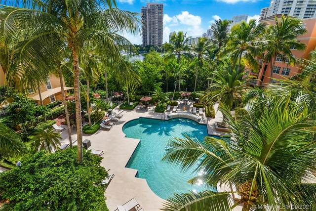 19801 E Country Club Dr #4508, Aventura, FL 33180 (MLS #A11101653) :: United Realty Group