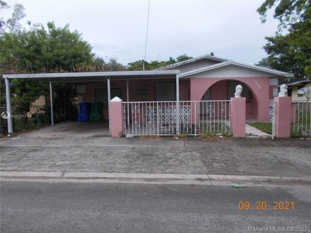 1387 NW 58th St, Miami, FL 33142 (MLS #A11101716) :: Castelli Real Estate Services
