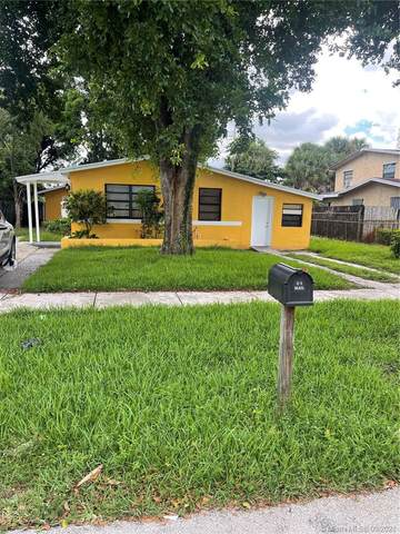 3380 NW 8th Pl, Lauderhill, FL 33311 (MLS #A11101803) :: The Pearl Realty Group