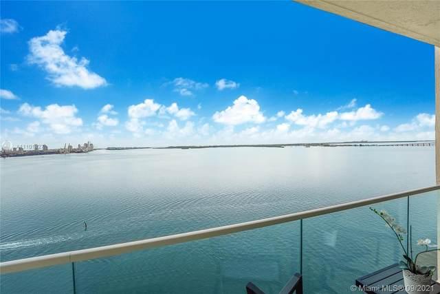800 Claughton Island Dr #1602, Miami, FL 33131 (#A11101827) :: Posh Properties