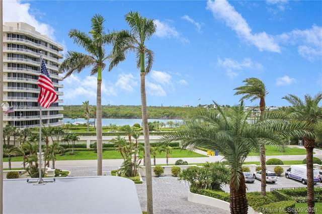 400 Beach Rd #302, Tequesta, FL 33469 (MLS #A11101829) :: Jo-Ann Forster Team