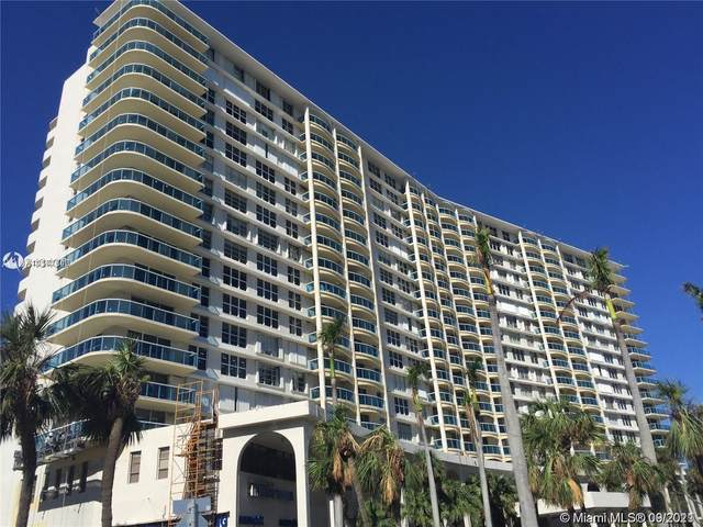 3800 S Ocean Dr #511, Hollywood, FL 33019 (MLS #A11101840) :: Onepath Realty - The Luis Andrew Group