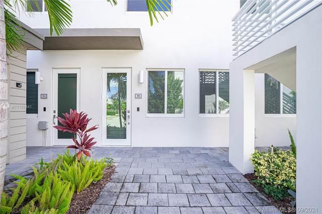 6401 NW 103rd Pl #105, Doral, FL 33178 (MLS #A11101841) :: Berkshire Hathaway HomeServices EWM Realty