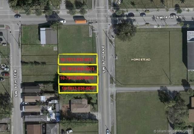 420 Sw 6 Avenue, Homestead, FL 33030 (MLS #A11101851) :: Castelli Real Estate Services