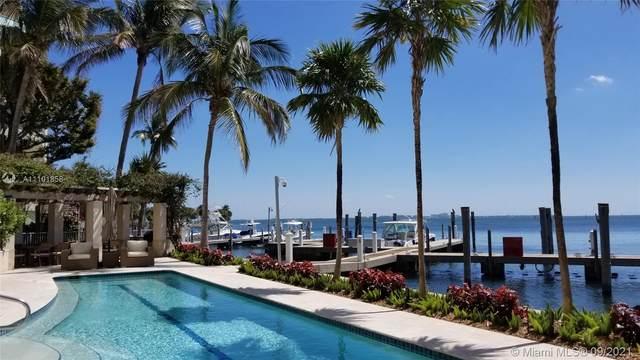 1660 W Glencoe St #302, Coconut Grove, FL 33133 (MLS #A11101858) :: The Riley Smith Group