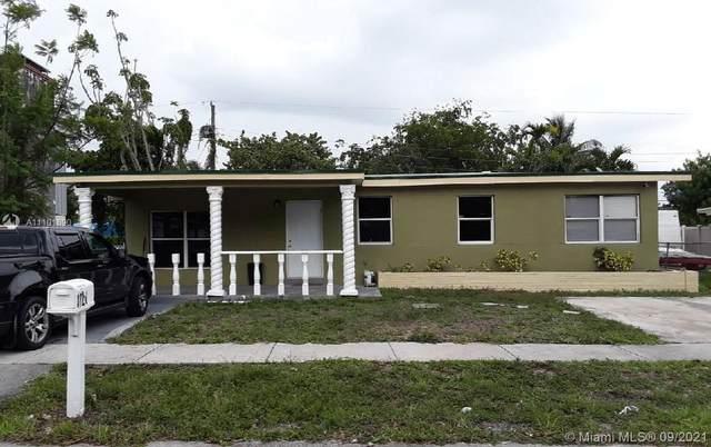 3721 SW 47th Ave, West Park, FL 33023 (MLS #A11101890) :: Rivas Vargas Group