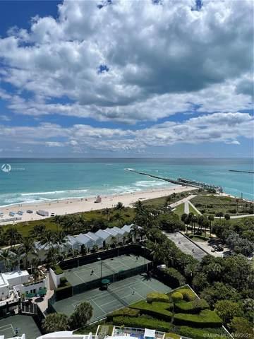100 S Pointe Drive #1405, Miami Beach, FL 33139 (MLS #A11101904) :: Berkshire Hathaway HomeServices EWM Realty
