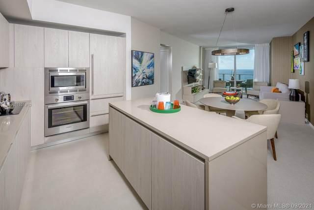 4111 S Ocean Dr #2802, Hollywood, FL 33019 (MLS #A11101913) :: Castelli Real Estate Services
