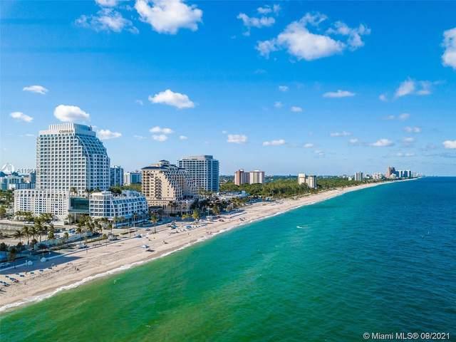 551 N Fort Lauderdale Beach Blvd R1810, Fort Lauderdale, FL 33304 (MLS #A11101918) :: United Realty Group
