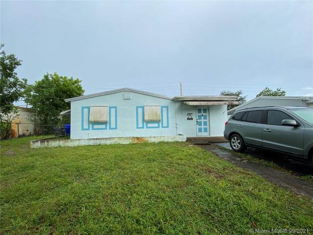 1631 N 70th Ave, Hollywood, FL 33024 (MLS #A11101921) :: CENTURY 21 World Connection