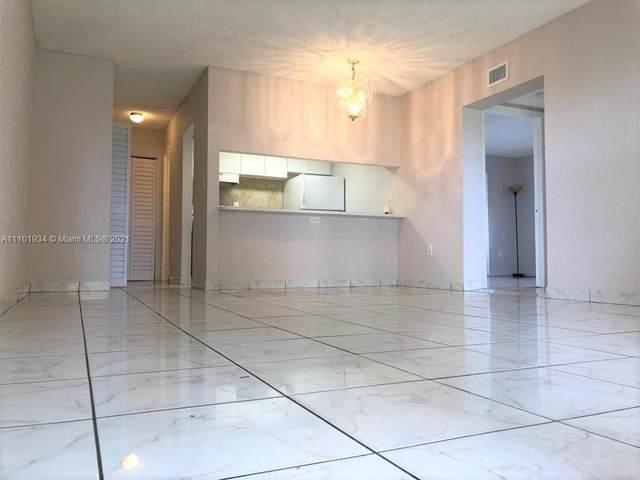 251 NW 177th St A-112, Miami Gardens, FL 33169 (MLS #A11101934) :: Search Broward Real Estate Team