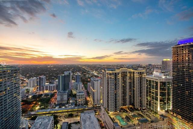 1000 Brickell Plaza 4110 & 4111, Miami, FL 33131 (MLS #A11101941) :: Berkshire Hathaway HomeServices EWM Realty