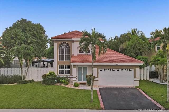 1454 NW 129th Way, Sunrise, FL 33323 (MLS #A11101946) :: Castelli Real Estate Services