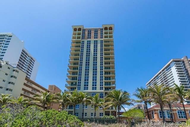 2080 S Ocean Dr #1507, Hallandale Beach, FL 33009 (MLS #A11101947) :: GK Realty Group LLC