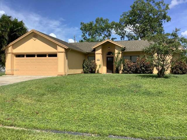 1321 SW Halford Avenue #1321, Port Saint Lucie, FL 34953 (MLS #A11101971) :: Onepath Realty - The Luis Andrew Group