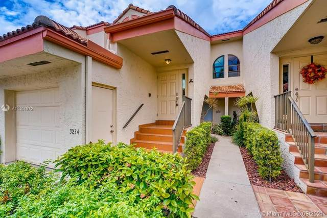3234 Laurel Oaks #509, Hollywood, FL 33021 (MLS #A11101972) :: Onepath Realty - The Luis Andrew Group