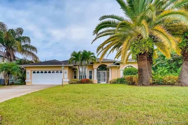 625 SE Dean Terrace #625, Port Saint Lucie, FL 34984 (#A11101982) :: Posh Properties