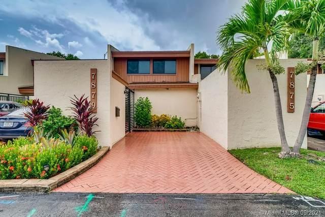 7879 SW 106th #7879, Miami, FL 33173 (MLS #A11101991) :: Douglas Elliman