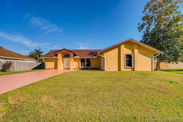 2451 SE Shell Avenue #2451, Port Saint Lucie, FL 34952 (MLS #A11101992) :: The Pearl Realty Group