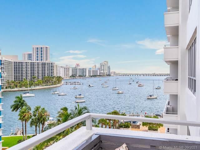 11 Island Ave #808, Miami Beach, FL 33139 (MLS #A11102066) :: Jo-Ann Forster Team