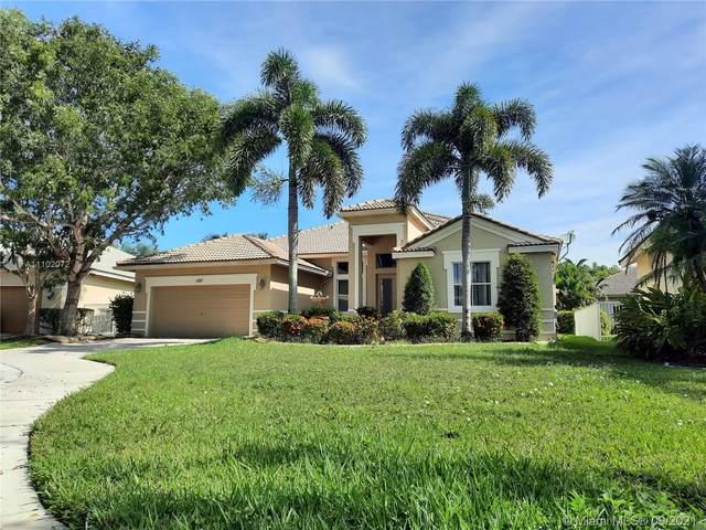 1251 Skylark Dr, Weston, FL 33327 (MLS #A11102072) :: Onepath Realty - The Luis Andrew Group