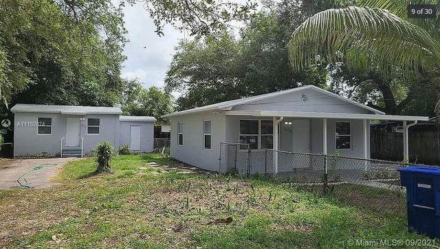 1814 NW 92nd St, Miami, FL 33147 (MLS #A11102074) :: GK Realty Group LLC