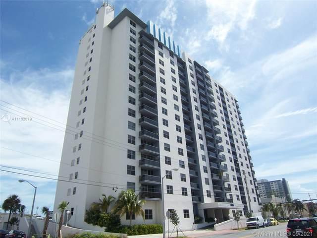 401 69th St #1509, Miami Beach, FL 33141 (MLS #A11102079) :: GK Realty Group LLC