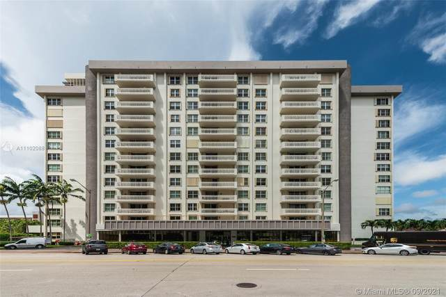 625 Biltmore Way #203, Coral Gables, FL 33134 (MLS #A11102088) :: The Riley Smith Group