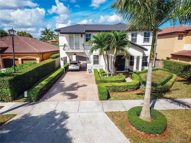 14973 SW 16th Ter, Miami, FL 33185 (#A11102111) :: Posh Properties