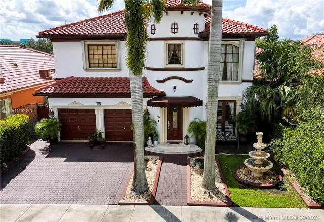 15242 SW 23rd St, Miami, FL 33185 (MLS #A11102120) :: The Rose Harris Group