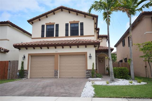 133 NE 25th Ave, Homestead, FL 33033 (MLS #A11102160) :: KBiscayne Realty