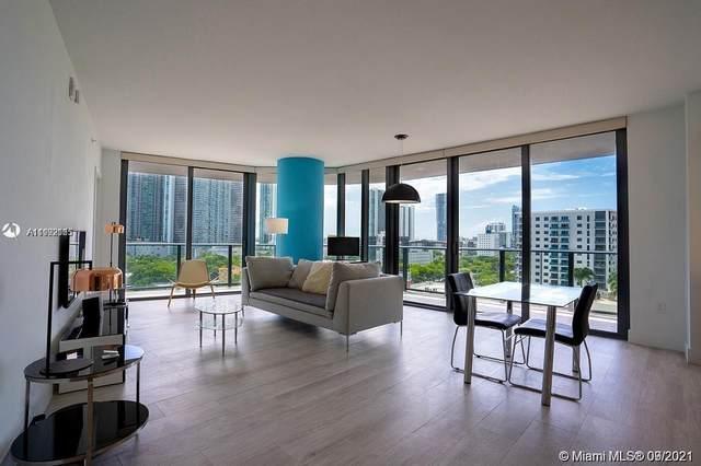 121 NE 34th St #904, Miami, FL 33137 (MLS #A11102165) :: ONE | Sotheby's International Realty