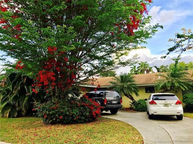11035 SW 138th Ct, Miami, FL 33186 (#A11102255) :: Posh Properties