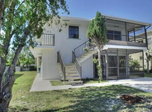 915 Red Bird Rd, Key Largo, FL 33037 (MLS #A11102272) :: Castelli Real Estate Services
