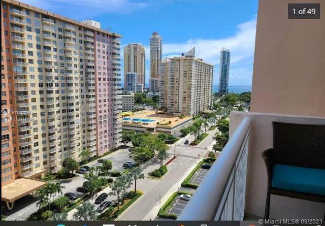 250 174th St #1511, Sunny Isles Beach, FL 33160 (MLS #A11102299) :: KBiscayne Realty