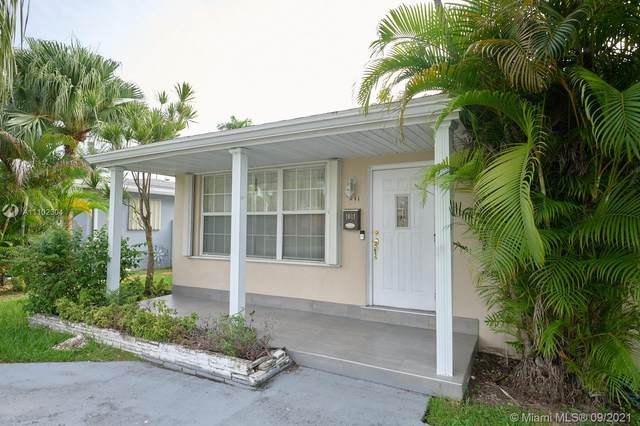 1011 N 14th Ave, Hollywood, FL 33020 (MLS #A11102304) :: The Pearl Realty Group