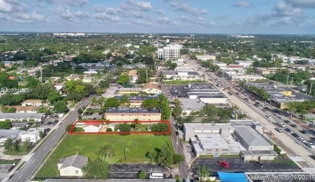 2309 Van Buren St, Hollywood, FL 33020 (MLS #A11102317) :: The Pearl Realty Group