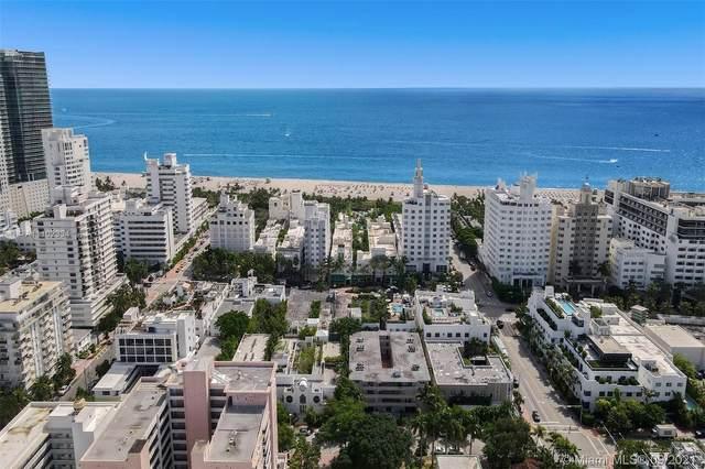 1725 James Ave 12A, Miami Beach, FL 33139 (MLS #A11102334) :: Podium Realty Group Inc