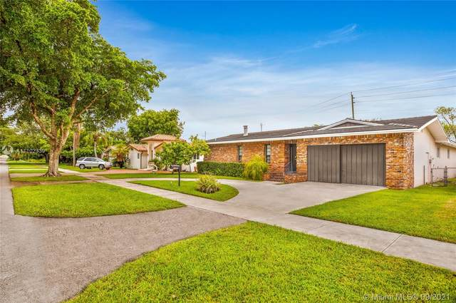 1160 Ibis Ave, Miami Springs, FL 33166 (MLS #A11102339) :: The Rose Harris Group