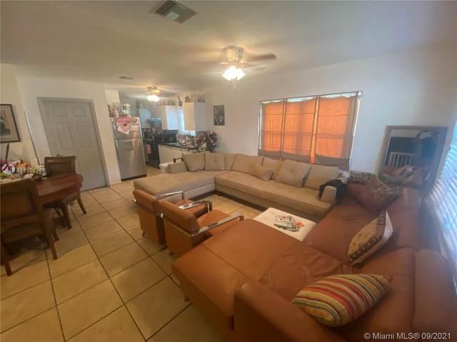 709 NW 6th St, Hallandale Beach, FL 33009 (#A11102376) :: Posh Properties