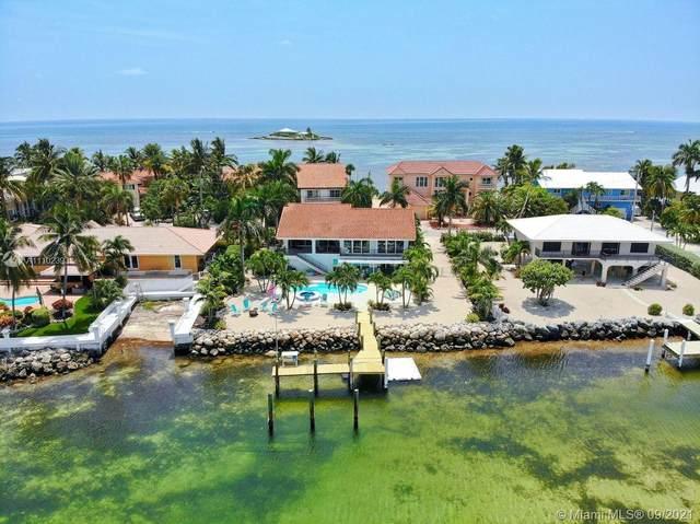 10 E Ocean  E, Marathon, FL 33050 (MLS #A11102393) :: Re/Max PowerPro Realty