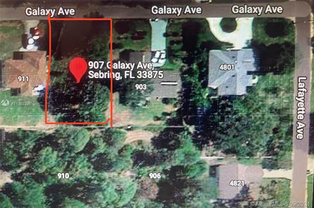 907 Galaxy, Other City - In The State Of Florida, FL 33875 (MLS #A11102396) :: Re/Max PowerPro Realty