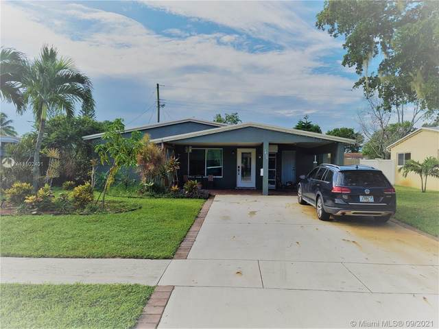 3430 SW 15th St, Fort Lauderdale, FL 33312 (MLS #A11102401) :: Podium Realty Group Inc