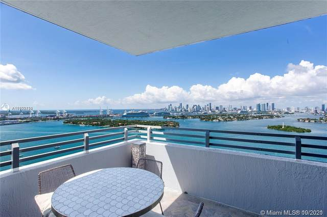 1330 West Ave #3402, Miami Beach, FL 33139 (MLS #A11102410) :: Green Realty Properties