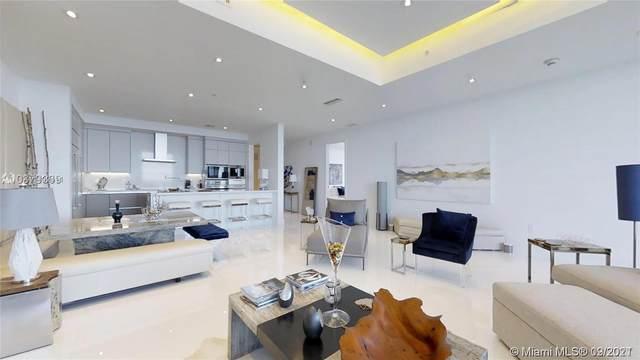 17475 Collins Ave #1901, Sunny Isles Beach, FL 33160 (MLS #A11102411) :: Berkshire Hathaway HomeServices EWM Realty