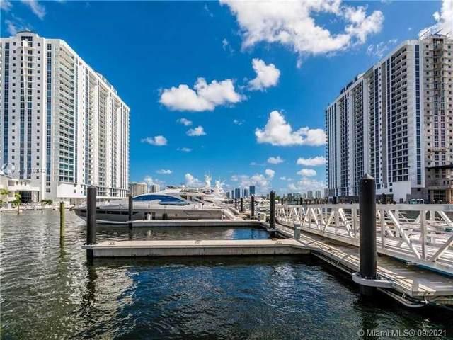 17301 Biscayne Blvd #904, North Miami Beach, FL 33160 (MLS #A11102421) :: Castelli Real Estate Services