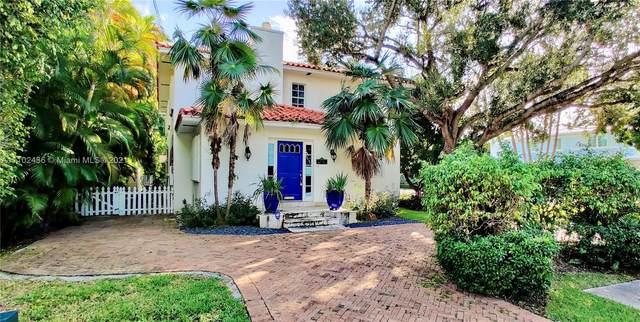2121 Regatta Ave, Miami Beach, FL 33140 (MLS #A11102436) :: Douglas Elliman
