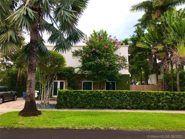 4335 N Bay Rd, Miami Beach, FL 33140 (#A11102463) :: Posh Properties