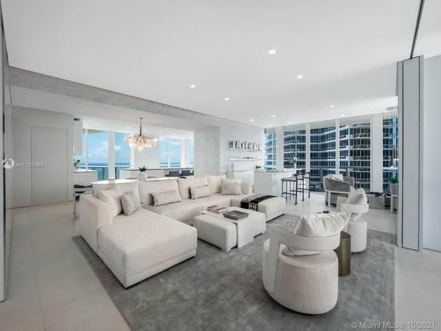 50 S Pointe Dr #3402, Miami Beach, FL 33139 (MLS #A11102483) :: Berkshire Hathaway HomeServices EWM Realty
