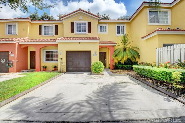 1851 SW 103rd Ave #1851, Miramar, FL 33025 (MLS #A11102490) :: Castelli Real Estate Services